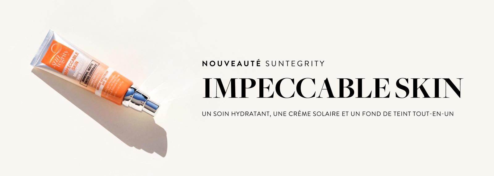 Nouveauté - SUNTEGRITY - Impeccable Skin