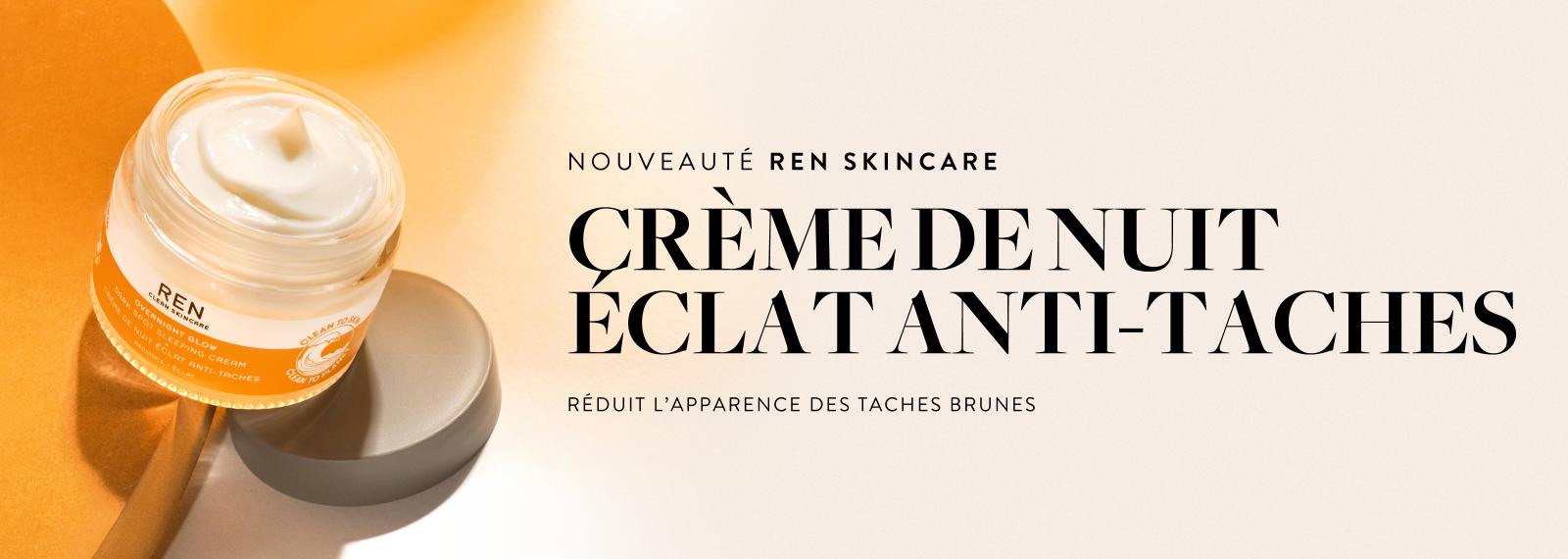 Crème De Nuit Éclat Anti-Taches