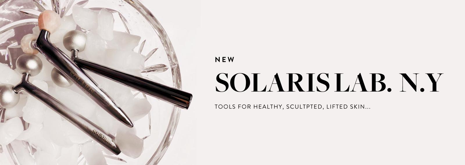 New - SOLARIS LABORATORIES N.Y