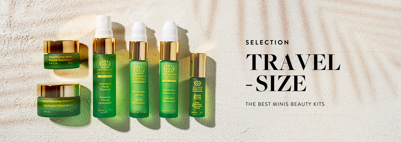 SELECTION - TRAVEL SIZE